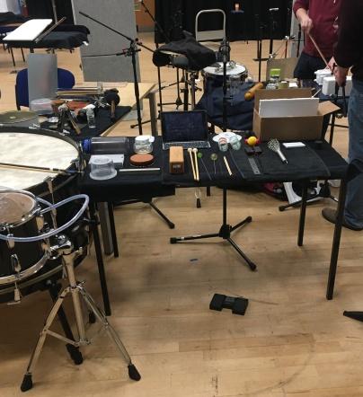percussion safe